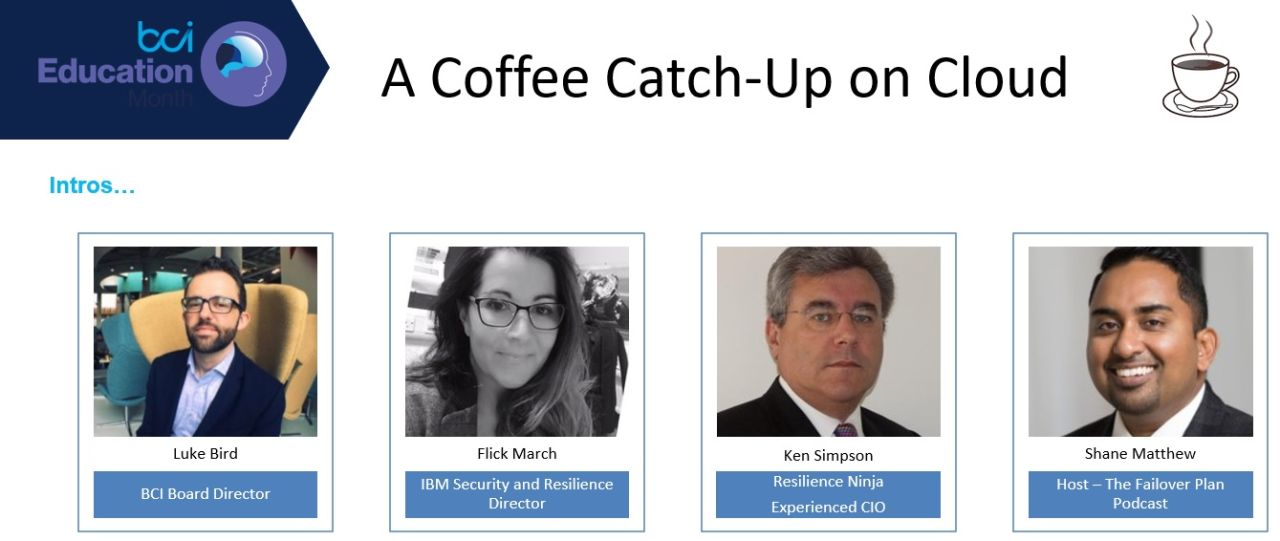 BCI Coffee Catch Up