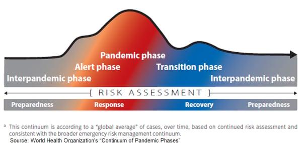 Pandemic Plan graphic